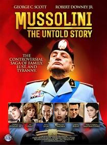 Mussolini - A História Não Contada - Poster / Capa / Cartaz - Oficial 1
