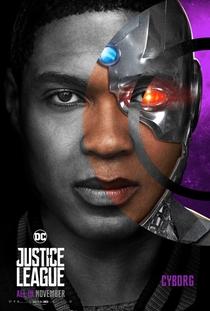 Liga da Justiça - Poster / Capa / Cartaz - Oficial 15