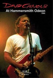 David Gilmour at Hammersmith Odeon - Poster / Capa / Cartaz - Oficial 1