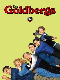 Os Goldbergs (3ª Temporada) - Poster / Capa / Cartaz - Oficial 1