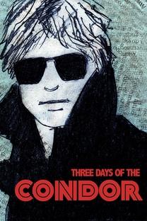 Três Dias do Condor - Poster / Capa / Cartaz - Oficial 9