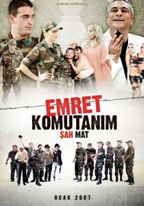 Emret Komutanim: Sah Mat - Poster / Capa / Cartaz - Oficial 1