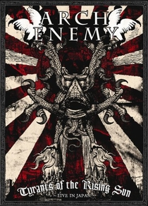 Arch Enemy - Tyrants Of The Rising Sun (Live In Japan) - Poster / Capa / Cartaz - Oficial 1