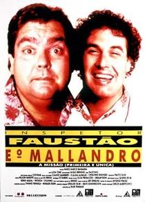 Inspetor Faustão e o Mallandro  - Poster / Capa / Cartaz - Oficial 1