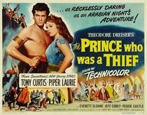 O Príncipe Ladrão - Poster / Capa / Cartaz - Oficial 2