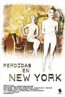 Perdues dans New York - Poster / Capa / Cartaz - Oficial 2