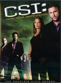 CSI: Investigação Criminal (4ª Temporada) - Poster / Capa / Cartaz - Oficial 1