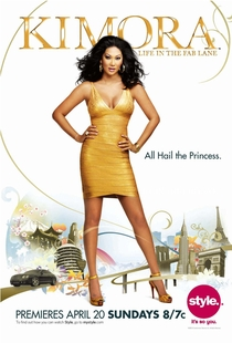 Kimora: Life in the Fab Lane - Poster / Capa / Cartaz - Oficial 1