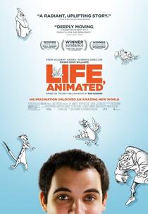 Vida, Animada - Poster / Capa / Cartaz - Oficial 1