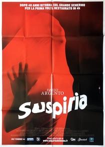 Suspiria - Poster / Capa / Cartaz - Oficial 20