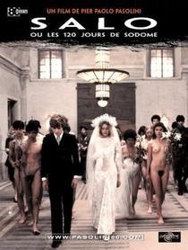 Saló: Os 120 dias de Sodoma - Poster / Capa / Cartaz - Oficial 2