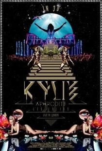 Kylie Aphrodite: Les Folies Tour 2011 - Poster / Capa / Cartaz - Oficial 1