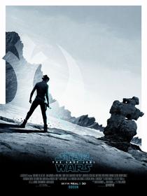 Star Wars: Os Últimos Jedi - Poster / Capa / Cartaz - Oficial 8