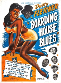 Boarding House Blues - Poster / Capa / Cartaz - Oficial 1