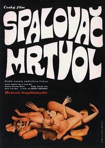 O Cremador - Poster / Capa / Cartaz - Oficial 3