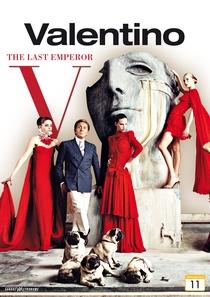 Valentino: O Último Imperador - Poster / Capa / Cartaz - Oficial 1