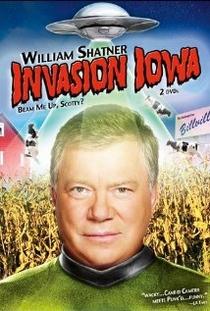 Invasion Iowa (1ª Temporada) - Poster / Capa / Cartaz - Oficial 1