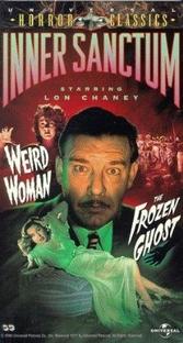 The Frozen Ghost - Poster / Capa / Cartaz - Oficial 1