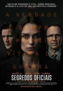 Segredos Oficiais - Poster / Capa / Cartaz - Oficial 2