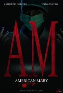 American Mary - Poster / Capa / Cartaz - Oficial 4