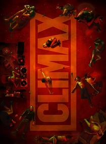 Clímax - Poster / Capa / Cartaz - Oficial 1