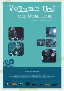 Volume Um! Em Bom Som - Poster / Capa / Cartaz - Oficial 1