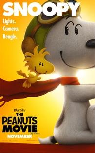 Snoopy & Charlie Brown - Peanuts: O Filme - Poster / Capa / Cartaz - Oficial 9