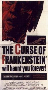 A Maldição de Frankenstein - Poster / Capa / Cartaz - Oficial 4