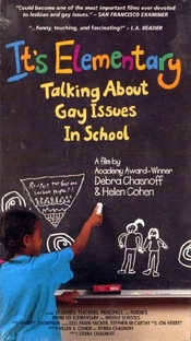 It's Elementary: Talking About Gay Issues in School - Poster / Capa / Cartaz - Oficial 1