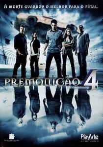 Premonição 4 - Poster / Capa / Cartaz - Oficial 2
