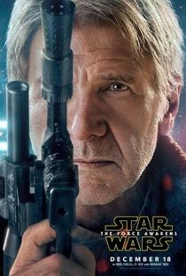 Star Wars, Episódio VII: O Despertar da Força - Poster / Capa / Cartaz - Oficial 8