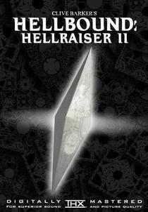 Hellraiser II - Renascido das Trevas - Poster / Capa / Cartaz - Oficial 8