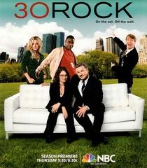 30 Rock (5ª Temporada) - Poster / Capa / Cartaz - Oficial 2