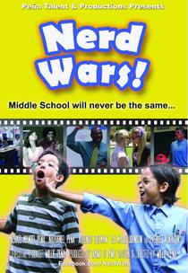 Nerd Wars! - Poster / Capa / Cartaz - Oficial 1