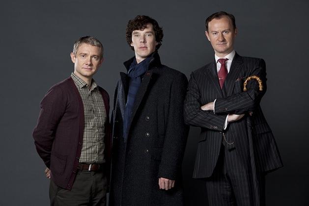 """Veja trechos da 3ª temporada de """"Sherlock"""", em vídeo do canal BBC One"""