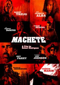 Machete - Poster / Capa / Cartaz - Oficial 15