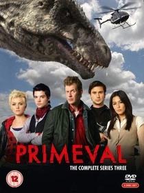 Invasores Primitivos (1ª Temporada) - Poster / Capa / Cartaz - Oficial 1