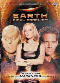 Terra: Conflito Final (4ª Temporada) - Poster / Capa / Cartaz - Oficial 2