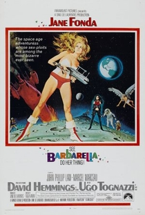 Barbarella - Poster / Capa / Cartaz - Oficial 6
