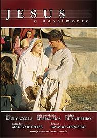 Jesus O Nascimento - Poster / Capa / Cartaz - Oficial 1