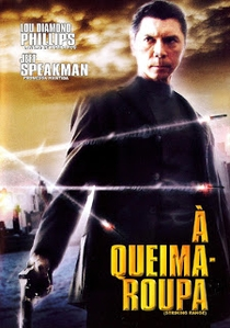 À Queima-Roupa - Poster / Capa / Cartaz - Oficial 3