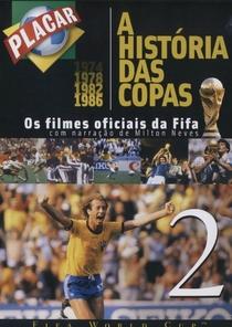 A História das Copas os Filmes Oficiais da Fifa 2 - Poster / Capa / Cartaz - Oficial 1