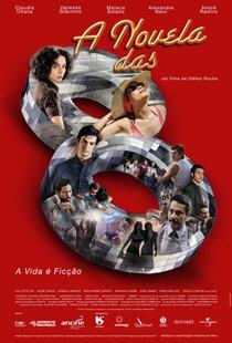 A Novela das 8 - Poster / Capa / Cartaz - Oficial 4