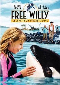 Free Willy 4 – A Grande Fuga - Poster / Capa / Cartaz - Oficial 1