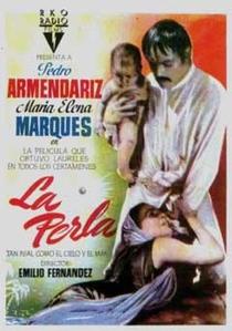 A Pérola - Poster / Capa / Cartaz - Oficial 1