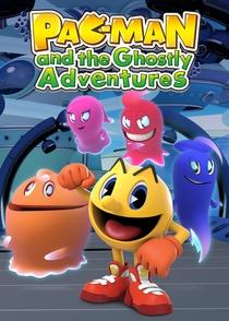 Pac-Man e as Aventuras Fantasmagóricas - Poster / Capa / Cartaz - Oficial 2