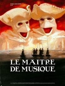 O Mestre da Música - Poster / Capa / Cartaz - Oficial 1