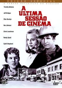 A Última Sessão de Cinema - Poster / Capa / Cartaz - Oficial 7