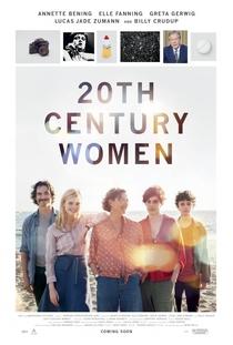 Mulheres do Século XX - Poster / Capa / Cartaz - Oficial 3