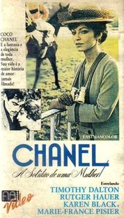 Chanel - A Solidão de Uma Mulher - Poster / Capa / Cartaz - Oficial 1